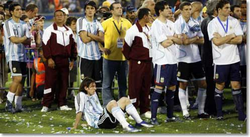 Angentina Brasil Copa America