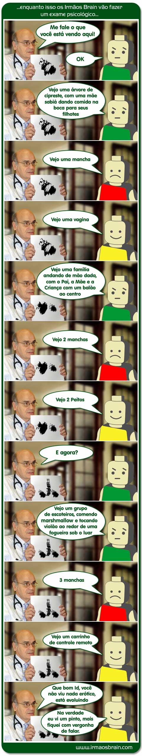 Dr. Drauzio Varella Exame Medico Irmaos Brain Psicologico