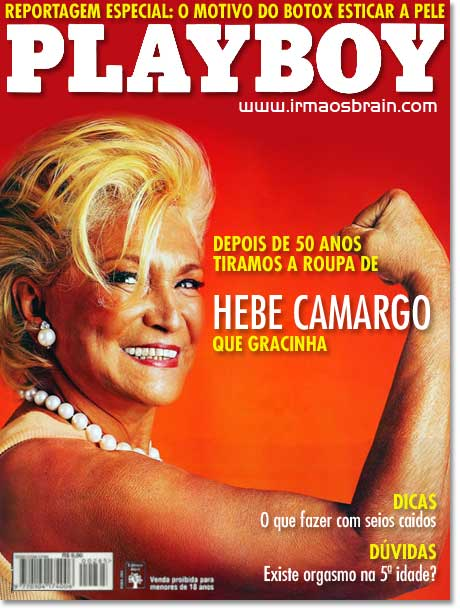 playboy hebe As 5 Playboys inesquecíveis