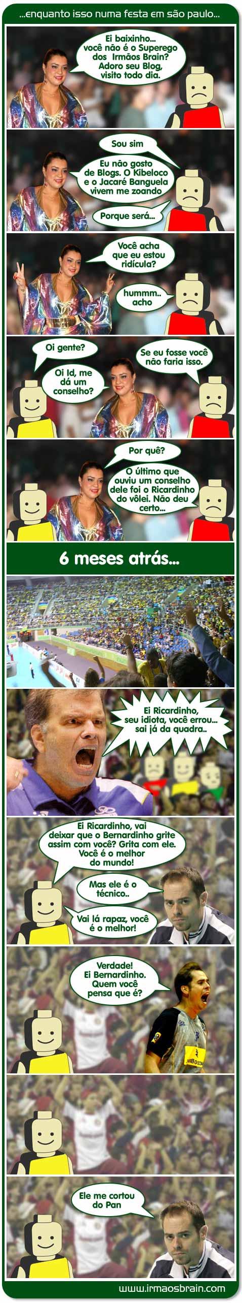Selecao de Volei Ricardinho Bernardinho 01t0043