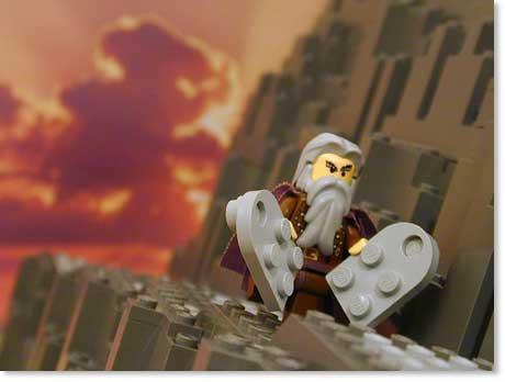 Biblia Lego