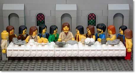 A Biblia Lego