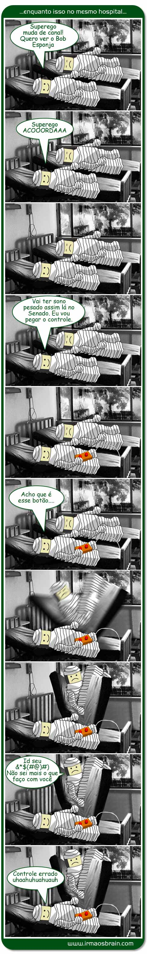 Irmaos Brain Cama Hospital