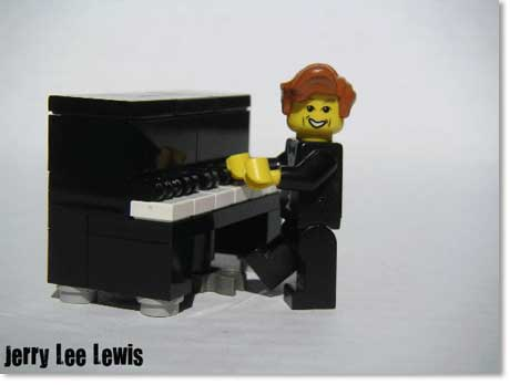 Jerry Lee Lewis Lego