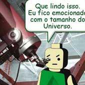 Telescópio das estrelas