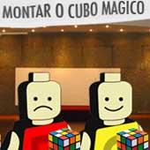 Aprenda a montar um Cubo Mágico